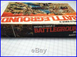 Marx Battleground 4204 Unopenened Play Set 1978 Rare