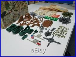 Marx Battleground 4756 1970's 100% Original Collectors Quality
