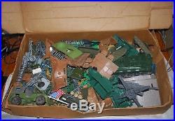 Marx Battleground 4756 Playset Original 1967 Box Nice