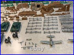 Marx Battleground Beach-Head Landing Set Box#4638
