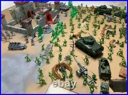 Marx Battleground Castle Keep Playset Wow! Really Neat Concept