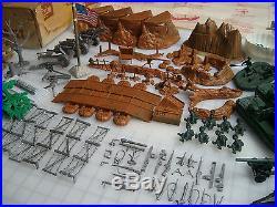 Marx Battleground D Day Play Set 6012 Sears