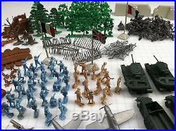 Marx Battleground European 5950 Play Set Sears