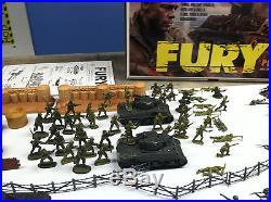 Marx Battleground Fury Handmade Playset Must See