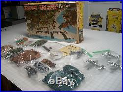 Marx Battleground History In The Pacific Play Set Iwo Jima Japanese