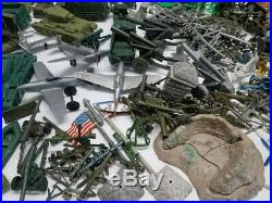 Marx Battleground Huge Lot Of Wwii Items Genuine Authentic Huge! Must See