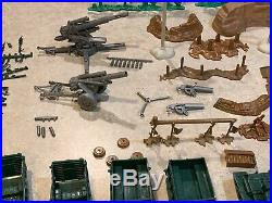 Marx Beach-Head Landing Set Box#4638