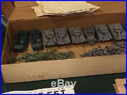 Marx Beach Head Landing Set Box#4638
