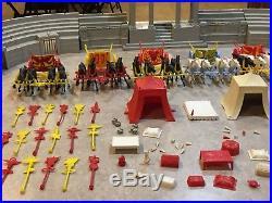 Marx Ben Hur Play Set Box #4702 Series 2000