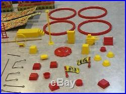 Marx Big Top Circus Play Set Box#4310