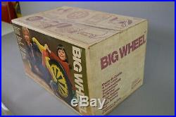 Marx Big Wheel (RARE Canada, French)