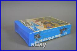 Marx Blue and Gray Playset Storage Box Set (MINT/UNOPENED)