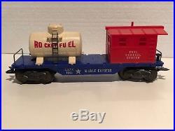 Marx Cape Canaveral Train set