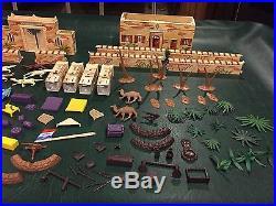 Marx Captain Gallant Play Set Box#4729