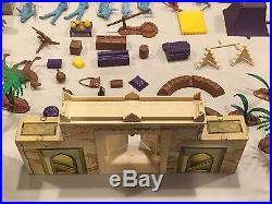 Marx Captain Gallant Play Set Box #4729