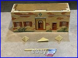 Marx Captain Gallant Play Set Box#4730