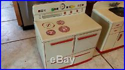 Marx Children's Tin Furniture Kitchen Set with Miniature Extras FREE SHIPPING