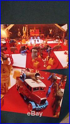 Marx Circus Play Set