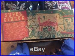 Marx Circus Play Set antique