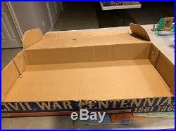 Marx Civil War Centennial Play Set Box#5929