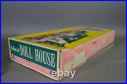 Marx Colonial Doll House Rare Factory Sealed # 4087