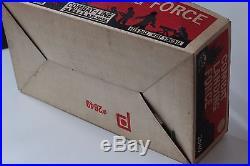 Marx Combat Landing Force Play Set Box #2649 TONS OF EXTRA PIECES