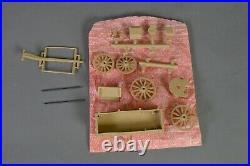 Marx Custer's Last Stand Playset Tan Wagon - MINT
