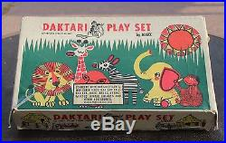 Marx Daktari Jungle Playset & Box