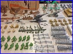 Marx Desert Fox Play Set Box#4178 MO