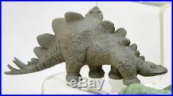 Marx Dinosaur Toy Lot'50s Pot Belly T Rex Kronosaurus Brontosurus 13 of Orig 14