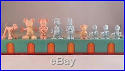 Marx Disney Television Playhouse Playset Includes Figures Sold Separately (1953)