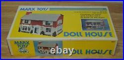 Marx Doll House - Rare Mint Sealed # 4031
