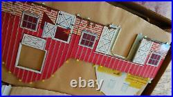Marx Dollhouse Modern Farm Set Play Set # 3927 / 3937 MIB NRFB