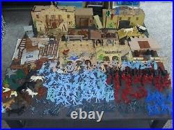 Marx EXTREME 1972 Sears Heritage JOHN WAYNE Alamo CUSTOMIZED & LOADED with Box