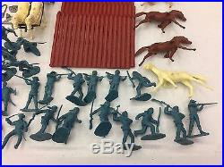 Marx FORT APACHE Sears Allstate catalog Playset #5951 withbox NICE