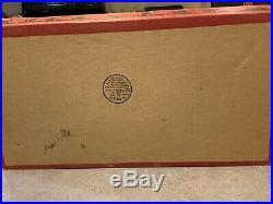 Marx Fort Apache Stockade Set Box#3612