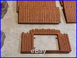 Marx Fort Pitt Play Set Series 750 Box#3741
