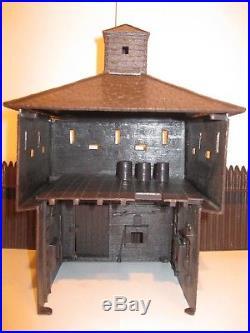 Marx Fort York Play Set