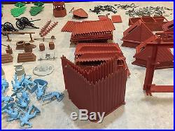 Marx Happy-Time Fort Apache Box#5962