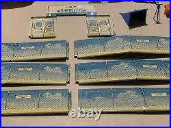 Marx I. G. Y. Artic Satellite Base Play Set Box#4800