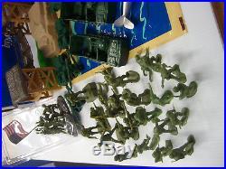 Marx Iwo Jima Battleground Playset Custom Huge Lot