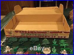 Marx Johnny Ringo Western Frontier Play Set Series 2000 Box#4784