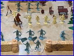 Marx Johnny Tremain Revolutionary War Set Box#3402