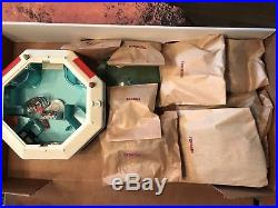 Marx Like It The Terror Beyond Space Play Set 1950's Movie 54mm With Box
