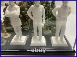 Marx Lot Of Soldier Mold Shots Rare Items Included Wow