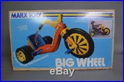 Marx MINT Big Wheel #5045 Factory Sealed