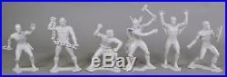 Marx Marvel Comics 6 Super Hero Rare Set