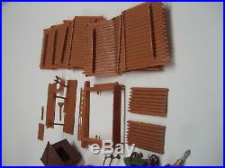 Marx Miniature Ft Apache Calvary Playset Original In Box