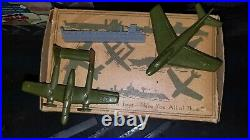 Marx Miniature Play Set RARE MAIL ORDER ONLY Accessory Pack NAVY/AIR FORCE WithBox