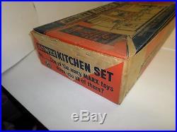 Marx Modern Kitchen Set and Accessories